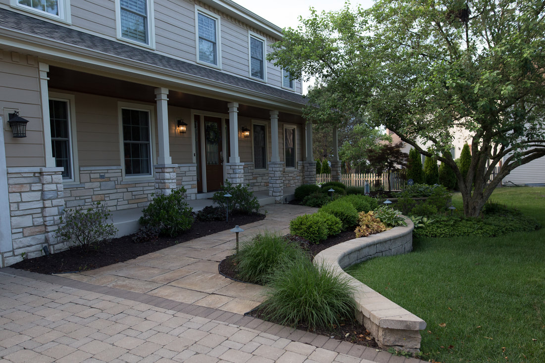 Top landscape design in Hinsdale IL